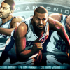 NBA 2009-10 San Antonio Spurs Players Cartoon Artworks