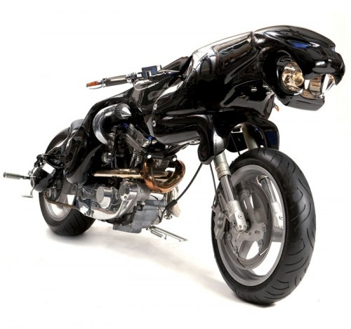 Cool Motorcycle Based On Famous Logo Jaguar And Red Bull Figure6 500x468