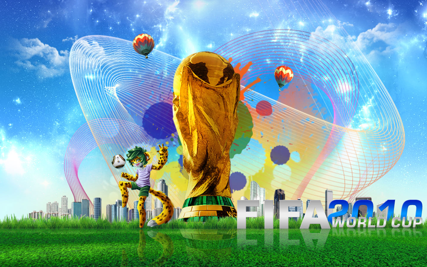 ... fun and enjoy more than 20+ High Resolution World Cup 2010 Wallpapers