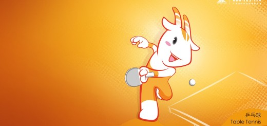 Mascot_Sport_Table_Tennis