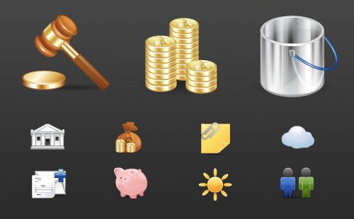 E-Commerce Icon Sets For Free